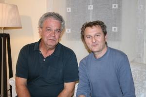 Jose Luis Berlanga y Luis Serrano